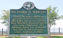 An analysis of the topic of richard wright born on september 4 1908