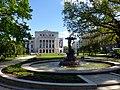 Riga - Fountain Nymph in front of the Latvian National Opera - Strūklaka Nymph pie Latvijas Nacionālās operas - panoramio.jpg