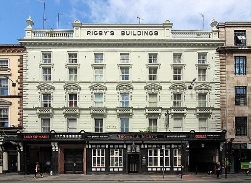 Rigby's Buildings 2018