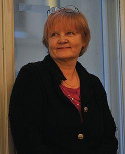 Riitta Hari tammikuussa 2011.