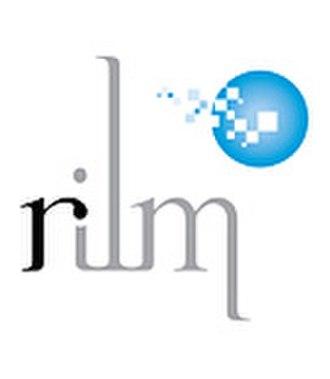 Répertoire International de Littérature Musicale - Image: Rilmlogo
