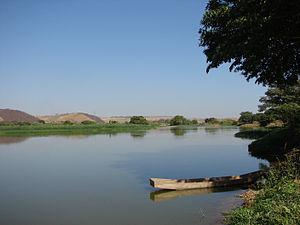 Rio Doce em Galiléia, Minas Gerais. Foto Wikipédia