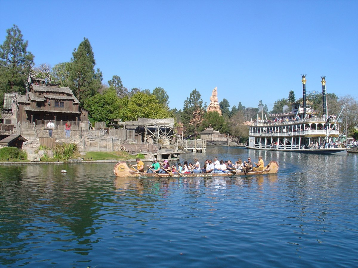 Rivers Of America Disney Wikipedia