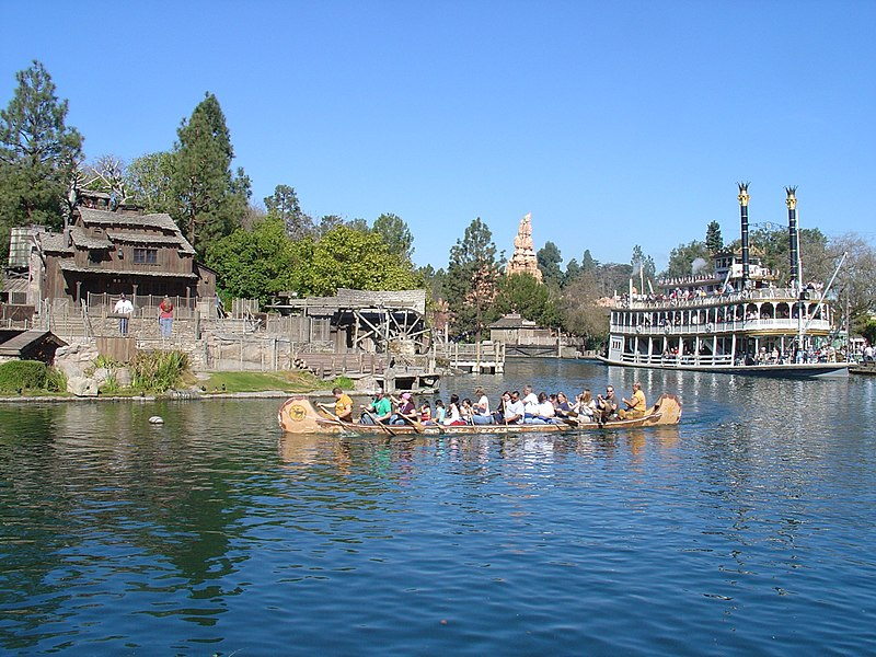 File:Rivers of America, Disneyland.jpg