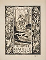 Robert Anning Bell - Book-plate of Theodule, Count of Grammont - Google Art Project.jpg