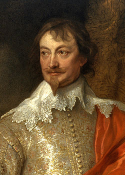 Portrait of Robert Rich, 2nd Earl of Warwick