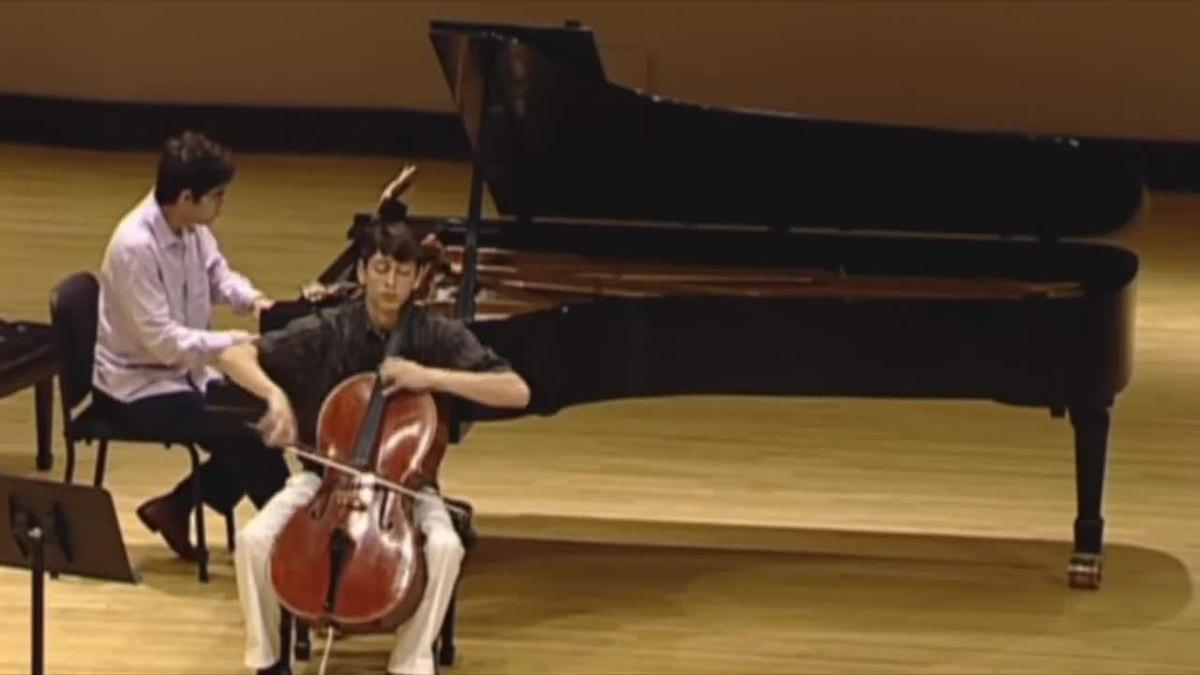 Cello Dinner Music