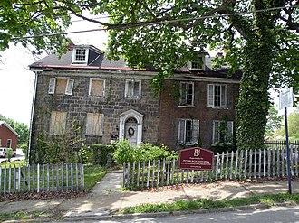 Canonsburg, Pennsylvania - Image: Roberts House Canonsburg PA