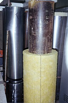 Mineral wool wikipedia for Steel wool insulation