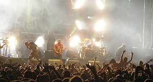Ska-P - Ska-P performing in Évreux, France
