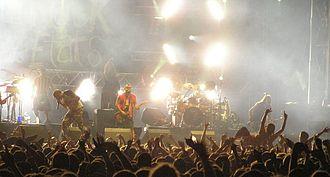 Ska-P - Ska-P performing in Évreux, France