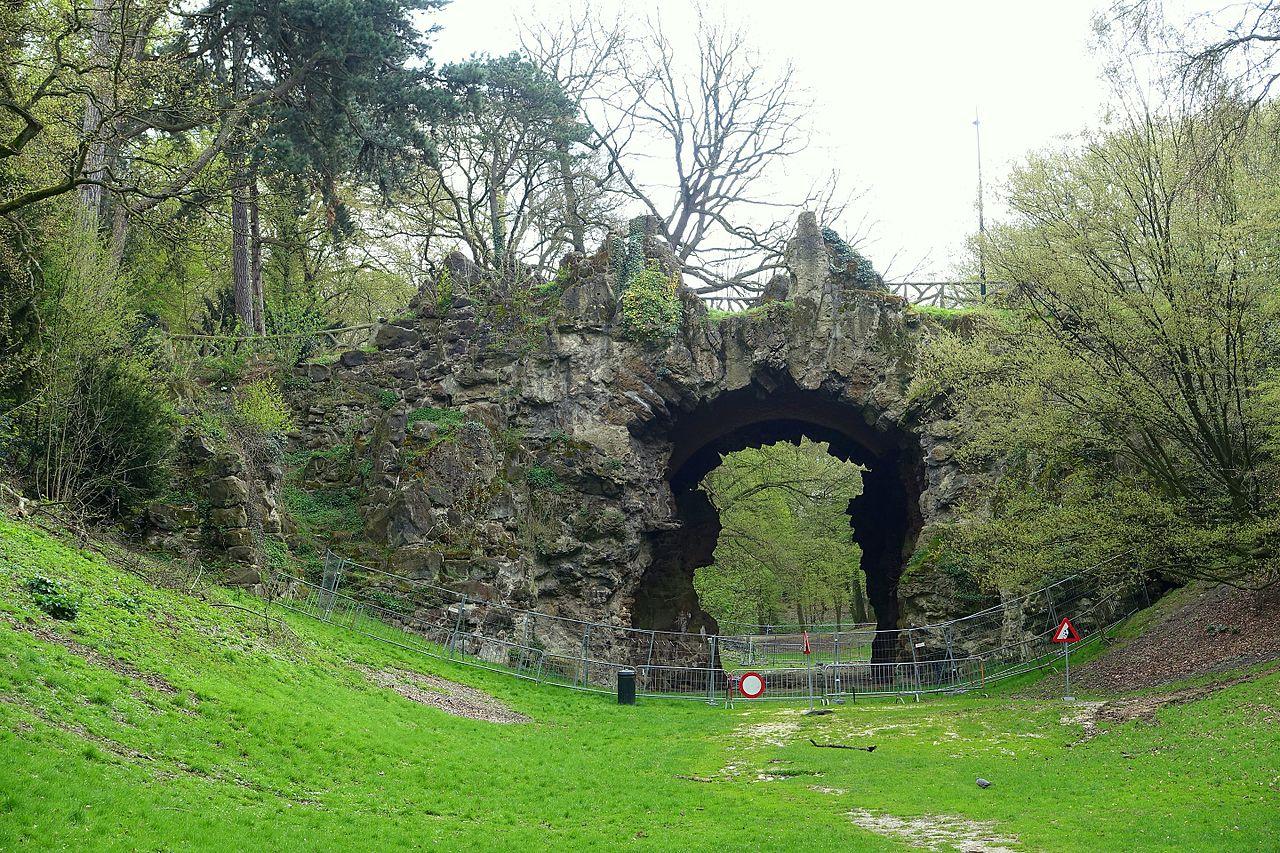 File rockery arch bois de la cambre or ter kamerenbos for Bois de la chambre bruxelles