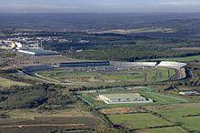 The Circuit[edit]. Aerial of Rockingham Motor Speedway