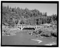Rocky Creek Bridge, Spanning Rocky Creek on Oregon Coast Highway (U.S. Route 101), Depoe Bay, Lincoln County, OR HAER OR-111-20.tif