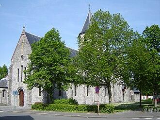 Rollegem - Sint-Antonius Abtkerk (Rollegem)