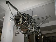 Rolls-Royce Thrust Measuring Rig science museum