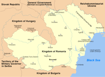 Königreich Rumänien 1941-1944