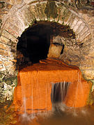 Roman Baths, Bath - Spring Overflow.jpg