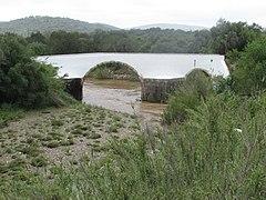 Roman Bridge. Algibre River. 08 May 2016.JPG
