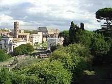 Roman Forum and the Colosseum.jpg