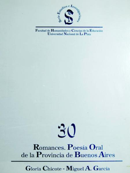 File:Romances. Poesía oral de la provincia de Buenos Aires.djvu