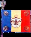 Romanian Army flag (WWII, Carol II model).png