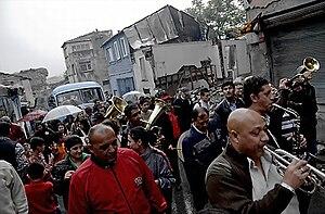 Romani people in Turkey - Roma in Istanbul