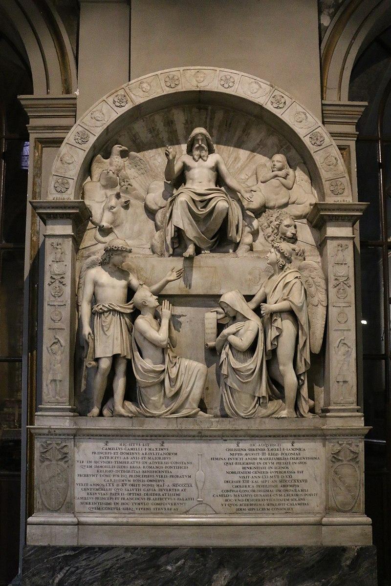 Rome, Chiesa di San Lorenzo in Damaso 013.JPG
