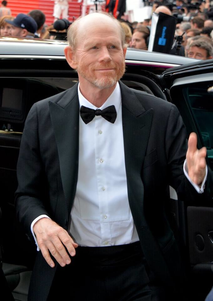 Ron Howard Cannes 2018