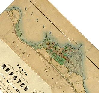 Ropsten - Image: Ropsten 1874
