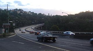 Roseville Bridge bridge in Australia