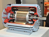 Indukcijski motor