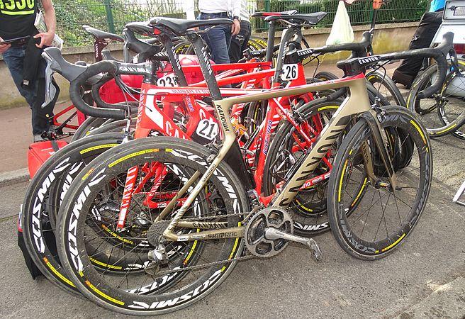 Roubaix - Paris-Roubaix, 12 avril 2015, arrivée (C10).JPG