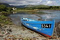 Rowing boat at Adrigole - geograph.org.uk - 485622.jpg