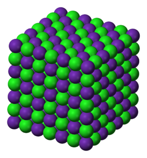 Rubidium chloride chemical compound