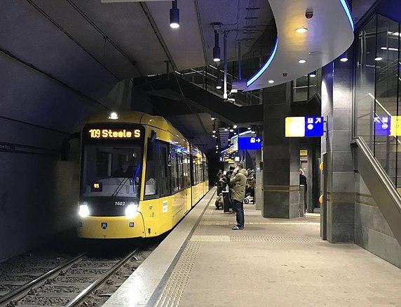 Gelsenkirchen strassenbahn essen OMSI 2:
