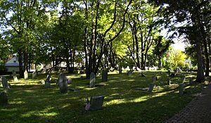 Rumney Marsh Burying Ground - Image: Rumney Marsh Burying Ground Revere MA 01