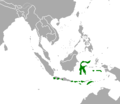 Rusa timorensis natural range-map.png