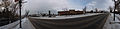 Russdionnedotcom-Highway 33 in snow by Willow Park Mall Panorama1.jpg