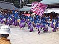 Ryôzengokoku-jinja Shintô Shrine - Ryôma-Yosakoi3.jpg