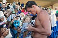 Ryan Lochte signs autographs (8990264189).jpg