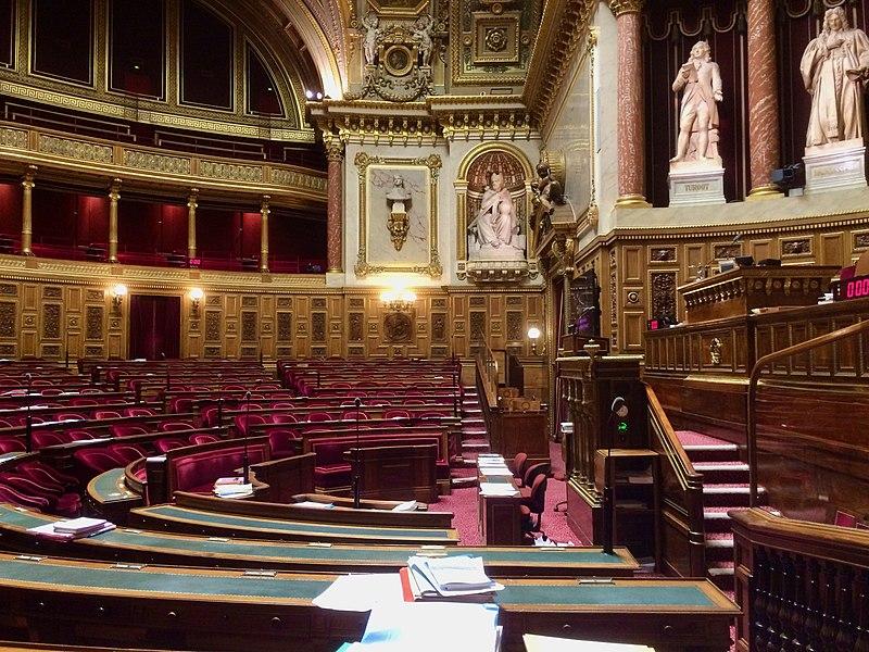 File:Sénat, hémicycle et tribune.jpg