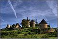 SAINT-VINCENT-LE-PALUEL (Dordogne) - 01 Vue Sud-Sud-Est Château du Paluel.jpg