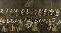 SA 7312-Schutters van de compagnie van kapitein Matthijs Willemsz. Raephorst en luitenant Hendrick Lauwrensz.?-Korporaalschap van kapitein dr. Matthijs Willemsz Raephorst en luitenant Hendrick Lauwrensz.?.jpg