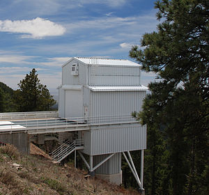 Apache Point Observatory - Enclosure of the SDSS