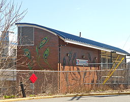 SEPTA subway station Millbourne PA.JPG