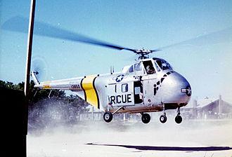 57th Rescue Squadron - Air Rescue Service SH-19A