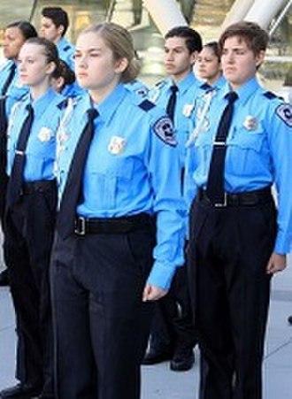 Salt Lake City Police Department - Salt Lake City Police Department Explorers