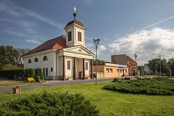 SM Kotlarnia Kościół św Maksymiliana Marii Kolbego (0) ID 610460.jpg