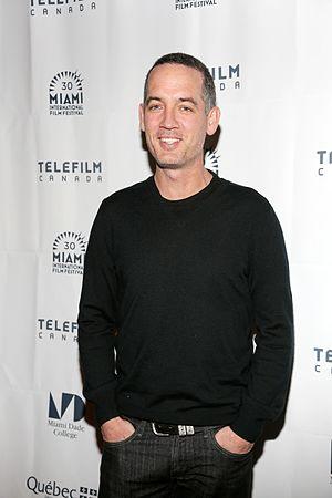 Michael McGowan (director) - McGowan at the 2013 Miami International Film Festival